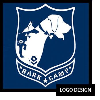 bark-camp-logo-design