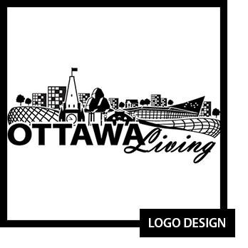 ottawaliving-logo-design
